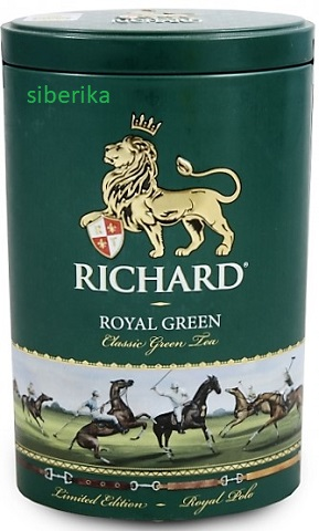 Richard Royal Green Sypaný zelený čaj 80g